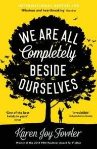 We are All Completely Beside Ourselves - excellent novel about family