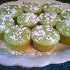 Cake Mix Pistachio Muffins