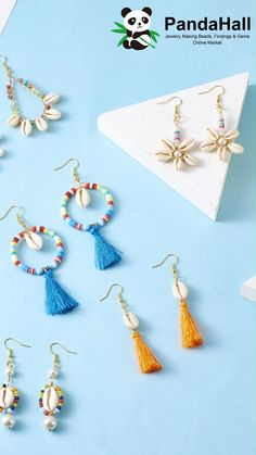 Diy Jewelry Videos, Diy Jewelry To Sell, Handmade Wire Jewelry, How To Make Necklaces, Handmade Jewelry Designs, Jewelry Making Tutorials, How To Make Earrings, Jewelry Crafts, Handmade Earings