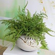 2+Bouquet+Reality+Fern+Leaf+Artificial+Plant+–+USD+$+8.56