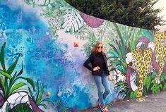 Um #grafitti desses