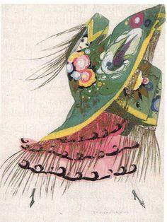 Danse Espagnole by Brunelleschi, 1923 by Silverbluestar, via Flickr