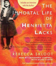 The Immortal Life of Henrietta Lacks $23.10