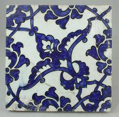 Aleppo - 16th century tile