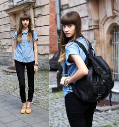To go on a little trip (by Maria Joanna) http://lookbook.nu/look/3931212-To-go-on-a-little-trip