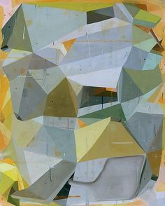 """Deborah Zlotsky, - """"It happened, but not to you"""", 2012, Oil on canvas"""