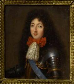 Philippe de France, Monsieur, duc d'Orléans, d'après Mignard