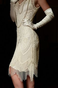 1920's women's fashion | The glamour, the dancing and the decadence…The 1920s had it all, and ...