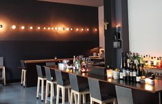 aber - weniger ist mehr - bar & restaurant zwischen Bahnhof und Theater in Frankfurt