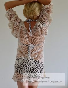 Outstanding Crochet: Cover up