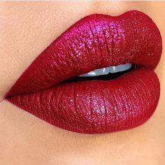 "1,517 Likes, 16 Comments - Nikki_Makeup (@nikki_makeup) on Instagram: ""Happy national lipstick day ❤️ #nikki_makeup #nationallipstickday #tb"""