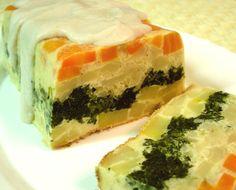 Pastel de verduras    ~  https://namastesaludable.wordpress.com/2013/04/11/pastel-de-verduras-receta/