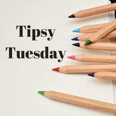 Tipsy Tuesday - Create Your Own Backgrounds!