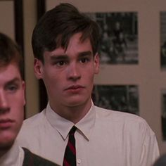 Image about love in —neil perry owns my heart♡ by theo Theatre Shows, Cinema Theatre, Love My Boys, Pretty Boys, Dead Poets Society Neil, Robert Sean Leonard, Tv Shows Funny, The Secret History, I Movie