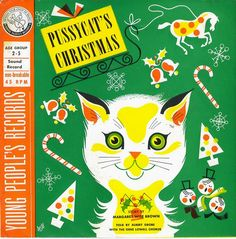Talented idea A pussy cats christmas
