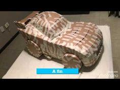 Como hacer una piñata de Mcqueen - YouTube