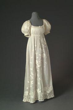Cotton Lawn Dress, 1