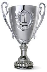 Trophy for Best Dog Food