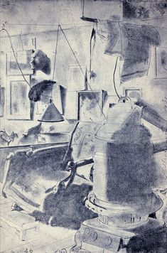 Edwin Dickinson, 1891-1978