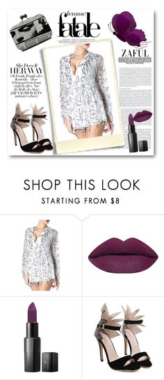 """""""Zaful 3 (03.03.2016. #1)"""" by oliverab ❤ liked on Polyvore featuring Vincent Longo and zaful"""