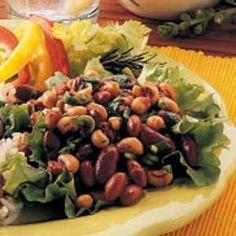 Tex-Mex+Bean+Salad