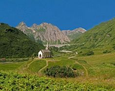 the church my relatives were married in! formazza is where my soul belongs...