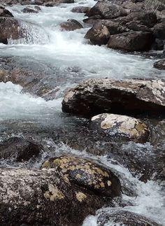 rivermusic:Whitewater Rocks Crazy Creek, northwestern Wyoming, USA  gif by rivermusic
