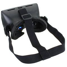 """Sale Preis: ELEGIANT Universal 3D Vr Virtual Reality Video Brille Glasses für iPhone Samsung 4~6.5"""" """"Mobile Smartphone. Gutscheine & Coole Geschenke für Frauen, Männer und Freunde. Kaufen bei http://coolegeschenkideen.de/elegiant-universal-3d-vr-virtual-reality-video-brille-glasses-fuer-iphone-samsung-46-5-mobile-smartphone"""