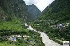joshimat on the valley of flowers trek Valley Of Flowers, Trek, National Parks, Adventure, Adventure Game, Adventure Books