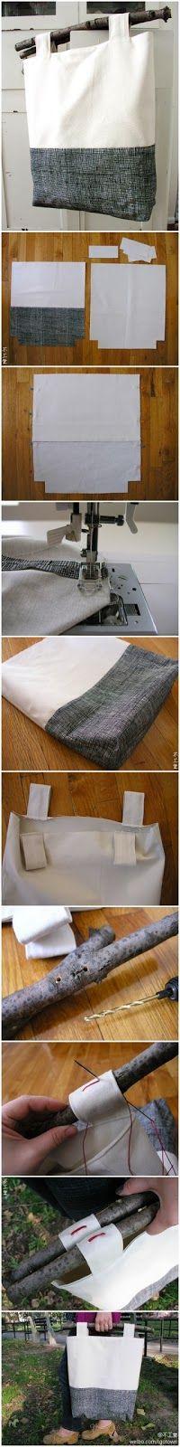 Easy DIY Crafts: Cute DIY Bag