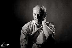 Photo portrait Noir et Blanc Photographe portraitiste Lyon