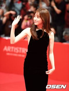 Han HyoJoo #한효주 at Busan Film Festival 161006