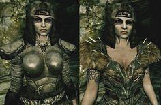 #wolf #armor #elderscrolls