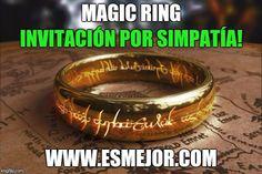 Distrito G - Palma de Mallorca: Magic Ring, Invitación por Simpatía