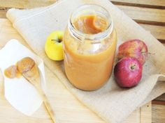 """Apple Butter – Il """"Burro"""" di Mele   Dolce Senza Zucchero"""