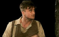 Daniel Radcliffe in Broadway's 'The Cripple of Inishmaan' April 20 - Muly, 2014. First look — EXCLUSIVE VIDEO | EW.com