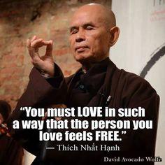 Loving instead of ne