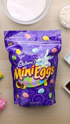 Mini Egg Recipes, Easter Recipes, Baking Recipes, Snack Recipes, Dessert Recipes, Recipes Dinner, Crockpot Recipes, Pinoy Christmas Food, Christmas Desserts