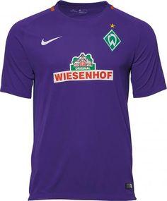 Werder Bremen away 16/17