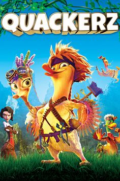 Watch Quackerz Full-Movie
