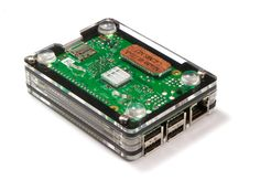 Zebra Black Ice - for Raspberry Pi 2 and B+