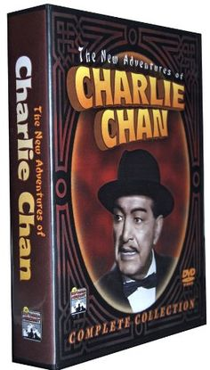 The New Adventures of Charlie Chan: Complete Collection