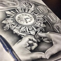 Finished up this piece for my client of his daughters hands in the shape of a heart. #tattoo #timeshewasborn #philippineflag #art #artist #artoftheday #blackandgrey #pencil #work #mechanicalpencil #time #worldofpencils #blvdart #artsanity #artcollective #spotlightonartists #sketch_daily #artistdrop #create