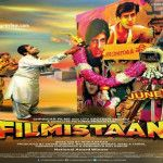 The low budget movie 'Filmistaan' continue perform well at box office. First Monday & 4th day collection was good of the film, while movie made low budget, but the film is jumped in its well income. The film collected Rs.54.1 Lacson its 1st...
