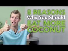 Despite recent negative press, there are over studies showing coconut oil to be one of the healthiest foods on the planet. Coconut oil benefits and uses will surprise you. Coconut Oil Pulling Teeth, Coconut Oil For Acne, Coconut Oil Uses, Coconut Milk, Dr Josh Axe, Dr Axe, Health Benefits, Health Tips, Oil Benefits