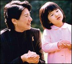 royalbabies:  Crown Princess Masako of Japan and Princess Aiko