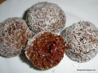Kókuszos kölesgolyó Hungarian Recipes, Biscotti, Muffin, Paleo, Low Carb, Vegan, Cookies, Chocolate, Breakfast