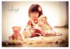先日のお客様*しゅんすけ君&いちのちゃん*|Coffret photography staff blog