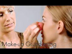 Schminktipps - Perfekte Make-up Grundierung -