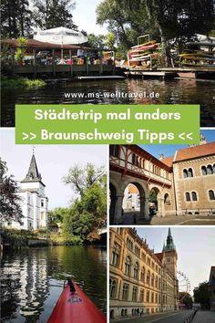 Ein Wochenende in Braunschweig mit Sightseeing und in der Natur erleben. Traveling, Hotels, Wellness, Explore, Mansions, House Styles, Box, Vacation Package Deals, Holiday Travel